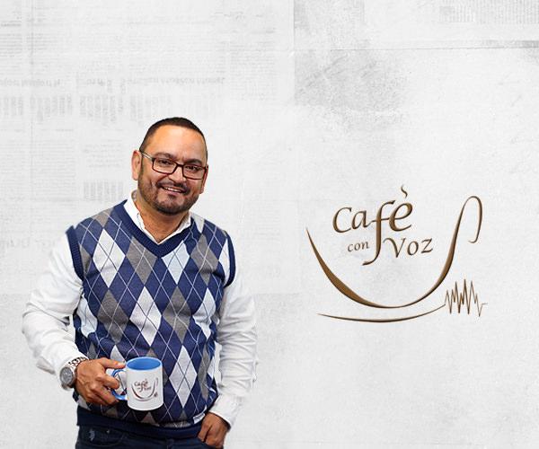 cafe con voz